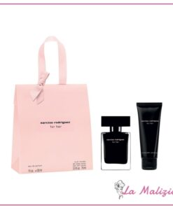 Narciso Rodriguez For Her confezione regalo edt 30 ml + body lotion 75 ml