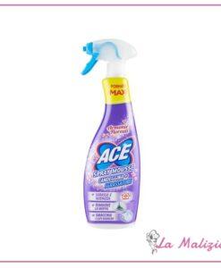 Ace Spray Mousse Candeggina + Sgrassatore 650 ml