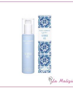 Dolce Gabbana Light Blue Summer Gel 150 ml